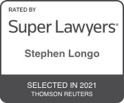 Super Lawyers Stephen Longo 2021